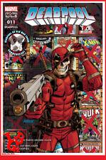 DEADPOOL 11 Avril 2018 Marvel Now! now Panini SPIDER-MAN SECRET EMPIRE # NEUF #