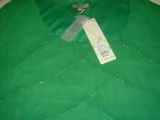 Autograph Jewel Nights Beaded Top (Size 22) New+Tags RRP $79.99