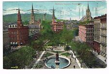 9/7/1905 CANADA Victoria Square Montreal Quebec POSTAGE DUE Scott J38
