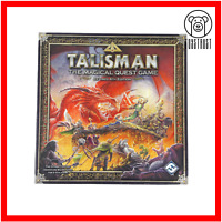 Talisman The Magical Quest Revised 4th Edition Fantasy Adventure Board Game