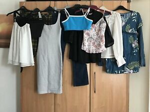 Ladies Clothes Bundle Size 8/10. River Island/AX Paris/Next/Roxy/Zara.