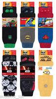 Heat Holders Mens Super Heros Thermal Non Slip Gripper Socks 6-11 Uk, 7-12 Us