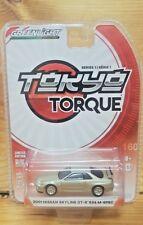 GREENLIGHT 2017 TOKYO TORQUE SERIES 1 2001 NISSAN SKYLINE GT-R R34 M-SPEC (A+/A+