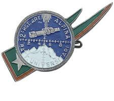 Alpini 2° Rgt. Artiglieria Batteria Universitari distintivo Regio Esercito  3627 d0a0831d051b