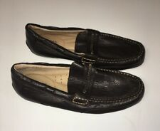 Sperry Top Sider Loafer Mens Size 12 M Leather Brown EUC