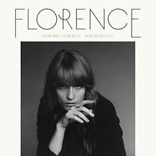 Florence + The Machine - How Big, How Blue, How Beautiful (NEW CD)
