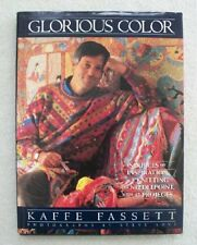 Glorious Color - Sources of Inspiration for Knitting and Needlepoint by Kaffe Fa