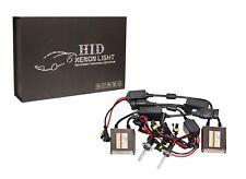 AUDI A4 B7 A6 A8 H7 6000K HID XENON LIGHT CONVERSION KIT T5