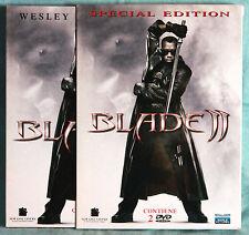 BLADE II - DVD DOPPIO SPECIAL EDITION DIGIPACK N.01246/01260