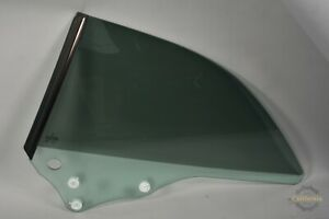 03-09 Mercedes W209 CLK500 CLK550 Quarter Window Glass Rear Left Driver Side OEM