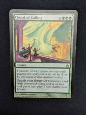 1x Chord of Calling, MTG, Magic the Gathering, Ravnica: City of Guilds