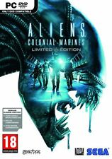 Aliens: Colonial Marines: Limited Edition (PC DVD) NEW & Sealed