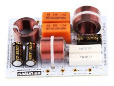 2pcs KASUN Hi-Fi Speaker Frequency Divider Crossover Filters 3 Way 3 Unit L-380C