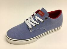 The Hundreds Johnson Shoe Blue Chambray Men's Size 9