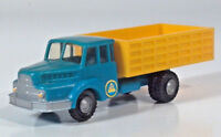 "AHM Unic Bennes Marrel Freight Stake Bed Truck 3.5"" 1:87 HO Scale Model"