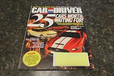 CAR AND DRIVER 25 CARS WORTH WAITING FOR! APRIL 2014 VOL.59 #10 9248-1 [BOX H]