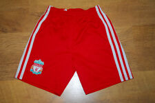 Adidas Liverpool 2008/2010 home shorts (For Age 5/6)