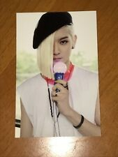 NU'EST NUEST REN #2 Official PHOTOCARD 2nd Mini Album ACTION Photo Card 렌