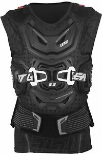 Leatt Body Vest 5.5 Front and Back Safety Imapct Protection - ATV MX Off Road