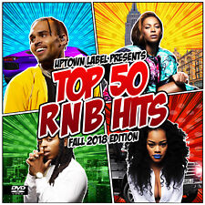 RnB R&B Music Videos on DVD Fall 2018 Top 50 Drake, Chris Brown, Ella Mai, 6LACK
