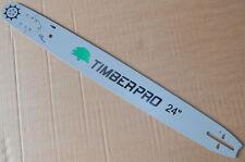 """TimberPRO 24 """" tronçonneuse BARRE DE GUIDAGE POUR cs-6150 62CC essence 24 pouce"""