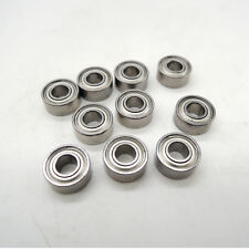 10pcs/lot MR84ZZ 4X8X3mm miniature deep groove Ball Bearings MR84 L-840ZZ