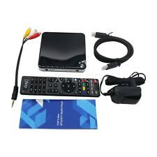 TVIP Set Top Box V.605 4K Ultra IP TV Top Box Linux Android with Remote Control