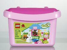 Cubo Rosa de Ladrillos - LEGO 4623 - NUEVO