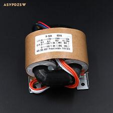 115/230V 65VA Dual 18V R type transformer With shielded wire output 65W (18V*2)