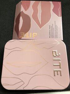 Bite Beauty Millenial Pinks 4 Piece Mini Power Move Creamy Matte Lip Crayons NIB