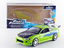 Jada Toys 1/24 Mitsubishi Eclipse 97603GR Rápido y Furioso