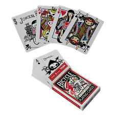 1 deck of Bicycle TOKIDOKI DECK Playing Cards BY SIMONE LEGNO-S1031662508-B8