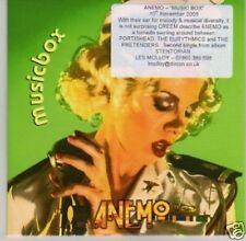 (L369) Anemo, Music Box - DJ CD