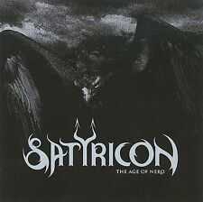 Satyricon - The Age Of Nero As New CD