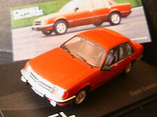 OPEL COMMODORE C 2.5 E LIGHT RED 1978 1982 IXO 1/43 ALTAYA ROUGE CLAIR ROSSO ROT