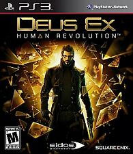 PS 3: Deus Ex Human Revolution PLAYSTATION 3 (PS3) Shooter (Video Game)