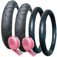 I CANDY TYRE AND TUBE SET REAR WHEELS - Puncture Protected
