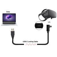 Pour Oculus Link VR Data Cable 10Gbps USB 3.1 Type-C 3A Câble de Charge Rapide