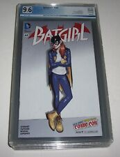Batgirl (New 52) #44 - DC NYCC Comic Con variant issue - PGX NM+ 9.6