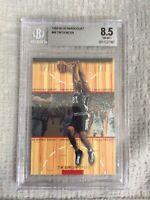 1999-2000 UD Hardcourt #48 Tim Duncan BGS 8.5 Spurs