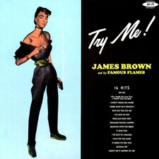 SEALED NEW LP James Brown & The Famous Flames - Try Me!