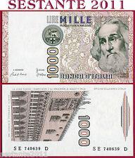 ITALIA ITALY - 1000 1.000 Lire MARCO POLO Lettera E - 1988 - P 109b - FDS /  UNC