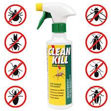 Insecticides CLEAN KILL Pour Biologique / Biodégradable Vermine Familiaux