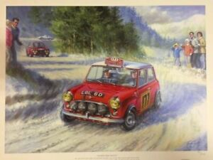 Fourth Mini Monte, by Tony Smith (Signed, Numbered & Mounted) With COA