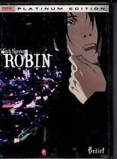 NEW DVD // Witch Hunter Robin,   Belief // ENGLISH & JAPANESE LANGUAGE // 125min