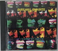 Daryl Hall John Oates Change Of Season CD 1990 BMG Direct Arista ARCD-8164