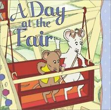 Angelina Ballerina: A Day at the Fair (2002, Paperback)