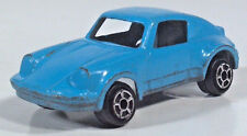 "Vintage Tootsietoy Porsche 911 2"" Die Cast Scale Model 1968 1969 1970 1971 1972"