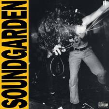 Soundgarden LOUDER THAN LOVE 180g REMASTERED A&M Records NEW SEALED VINYL LP