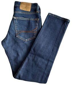 Hollister Jeans Super Skinny Damen W28 L30 blau - Neu